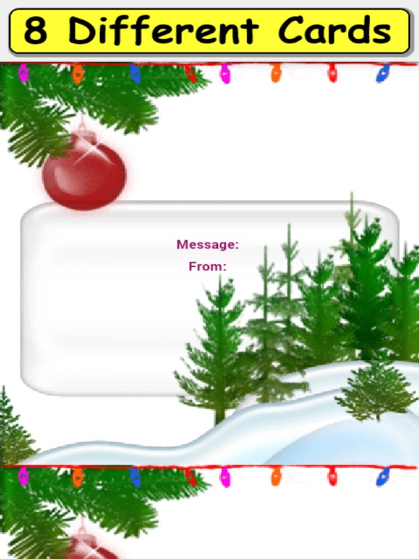 Christmas Cards for iPhone - Online Game Hack and Cheat | Gehack.com