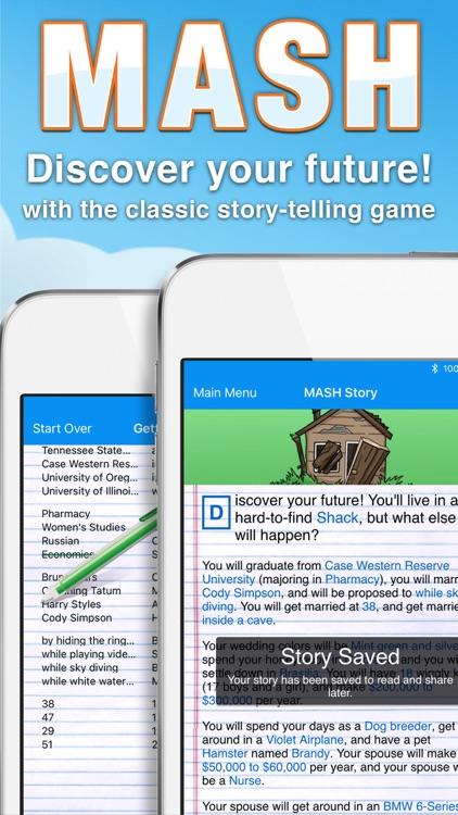 MASH screenshot-1