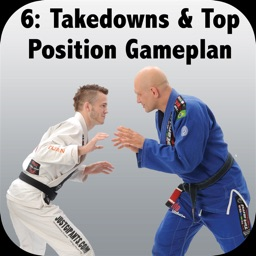 BJJ Takedown & Top Position Gameplan, Bigstrong 6