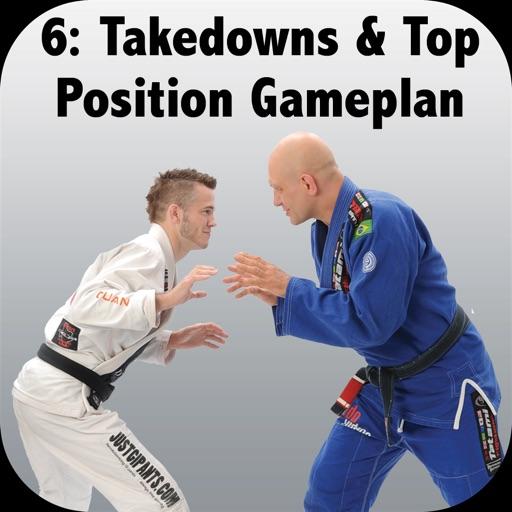 BJJ Takedown & Top Position Gameplan, Bigstrong 6