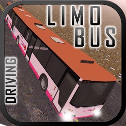 The Amazing Limo Bus Driving Simulator game 3D