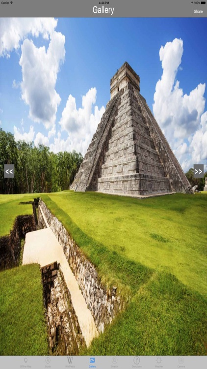Chichen Itza Mexico Tourist Travel Guide screenshot-0