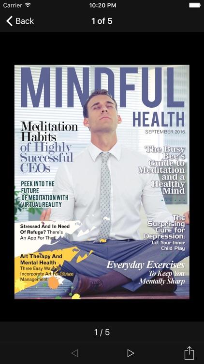 Mindful Health Magazine