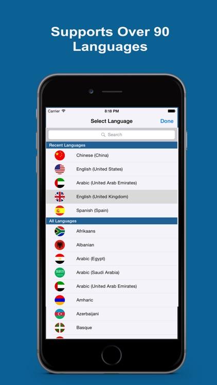 Instant Translator - Converse screenshot-3