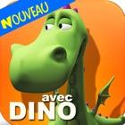 学习法语字母学龄前的孩子 - 读拼写与动物教育幼儿园幼儿园字母 icon
