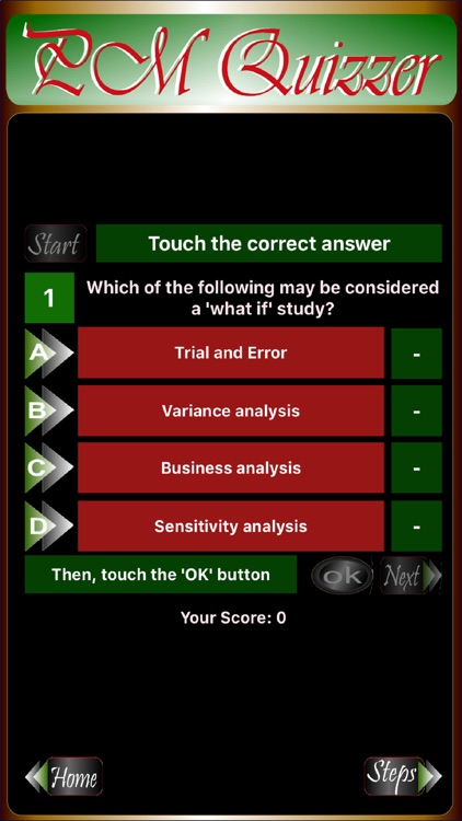 PMQuizzer screenshot-1
