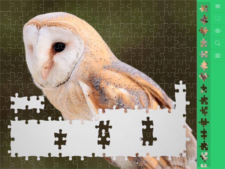 Jigsaw Puzzles Animals screenshot-3