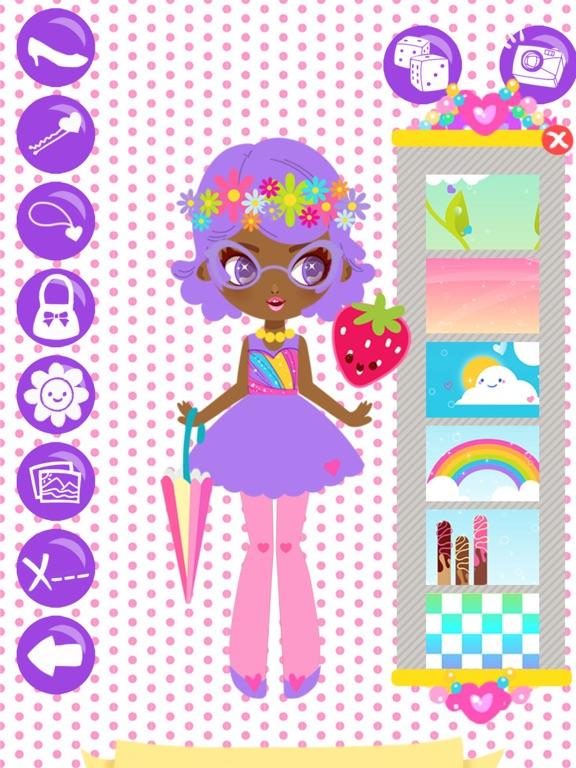 Игра Игра для Девочек Маленькие Прелестницы Одеваются - Уличный Стиль Одежды