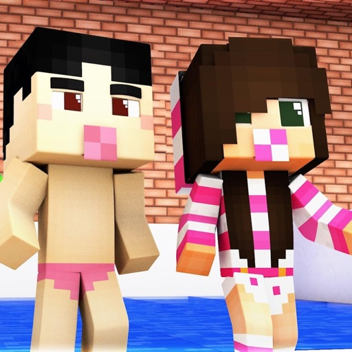 Baby Skins and Aphmau Skins and Boy Skins and Girl Skins For Minecraft PE