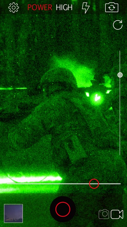 Night Vision Shutter See In The Dark Private screenshot-3
