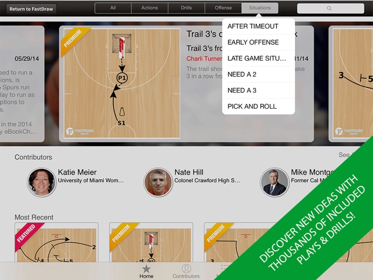 FastDraw Basketball Pro screenshot-3