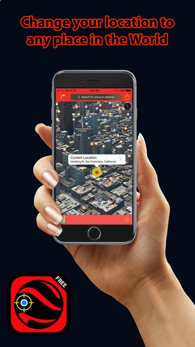 Change My Location FREE - Location Faker | App Price Drops