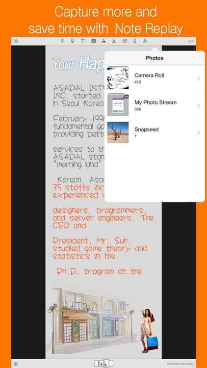 Notepad Pro - Annotate PDFs, Notes Taker screenshot-3