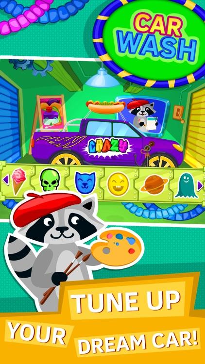 Car Detailing Games for Kids and Toddlers. Premium screenshot-3