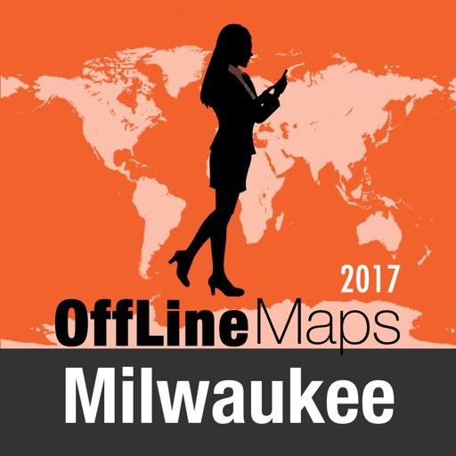 Milwaukee mapa offline y guía de viaje