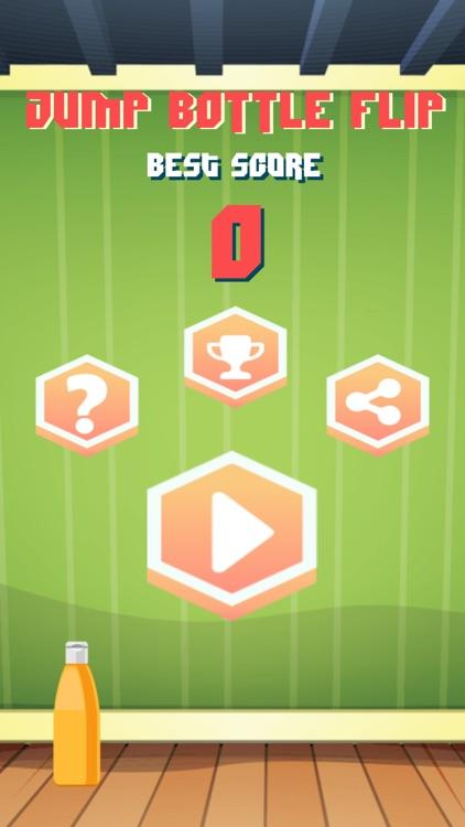 Jump Bottle Flip Challenge Endless Game