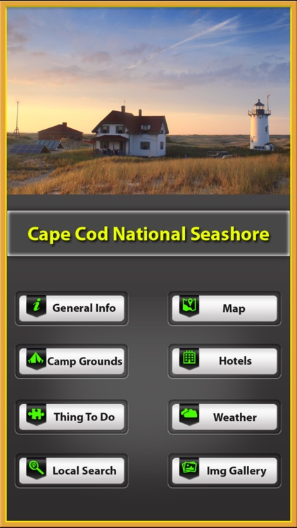 Cape Cod National Park