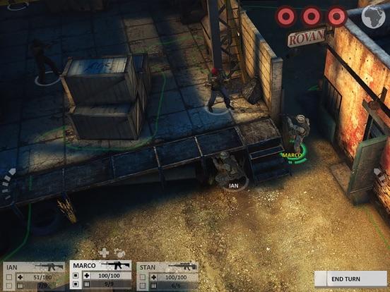 Screenshot #2 for Arma Tactics
