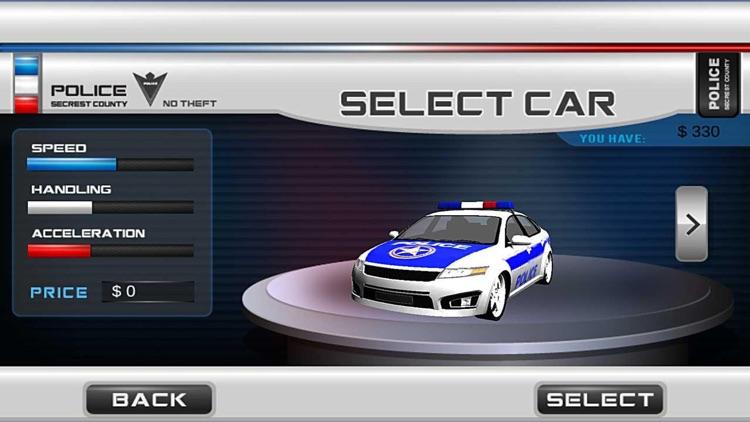 3D Police Car Driving Simulator Games screenshot-4