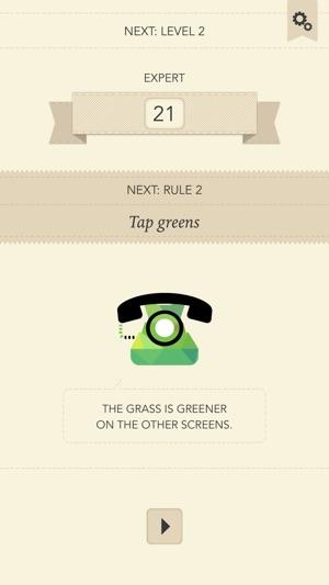 Rules! Screenshot