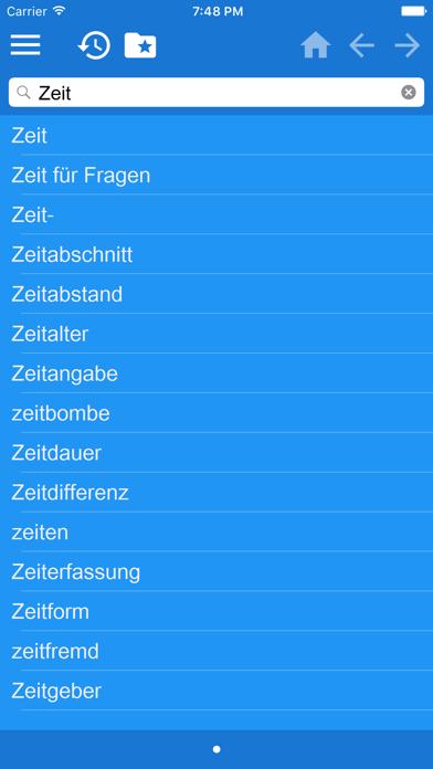 ドイツ語 日本語辞書のおすすめ画像1