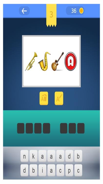 Guess The Emoji Brand Quiz - trivia games