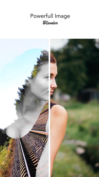 Mix.Art-Photo Blender Double Exposure Yr Images