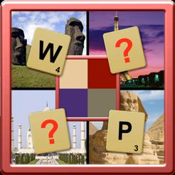 Welcher Ort in der Welt? Sightseeing-Wort-Quiz