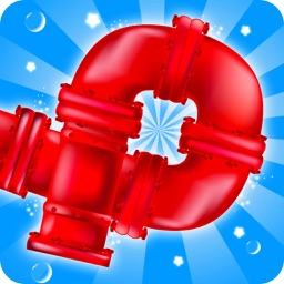 Puzzle Games: Pipe Twister Free
