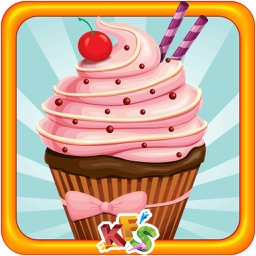 Cupcake Maker- Sweet Food Cooking