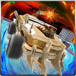 Racing Fever: Death Racer 3D
