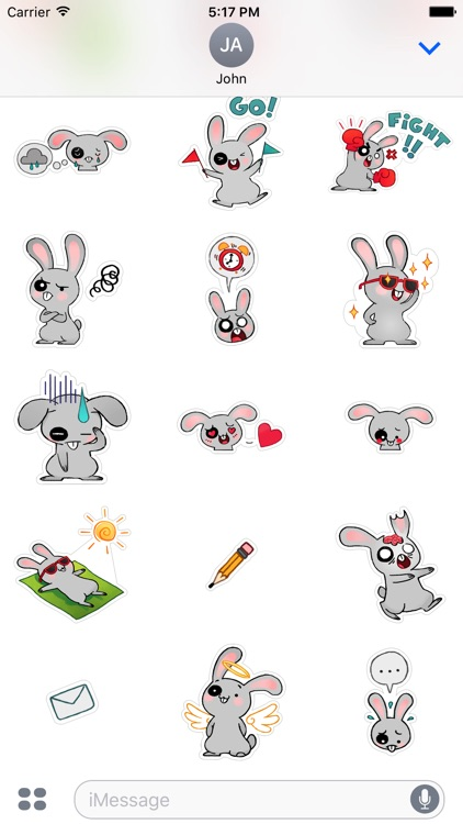 Eddie The Bunny
