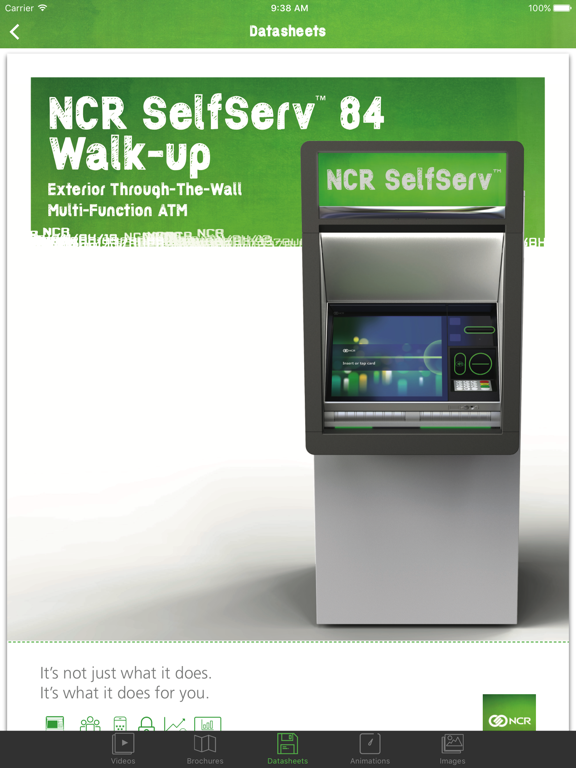 NCR SelfServ 80 Series | App Price Drops
