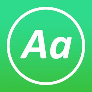 AnyFont app