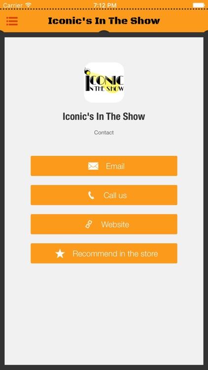 Iconic's InTheShow