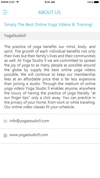 TaoYoga9 - For Healthy Mind and Body screenshot-4