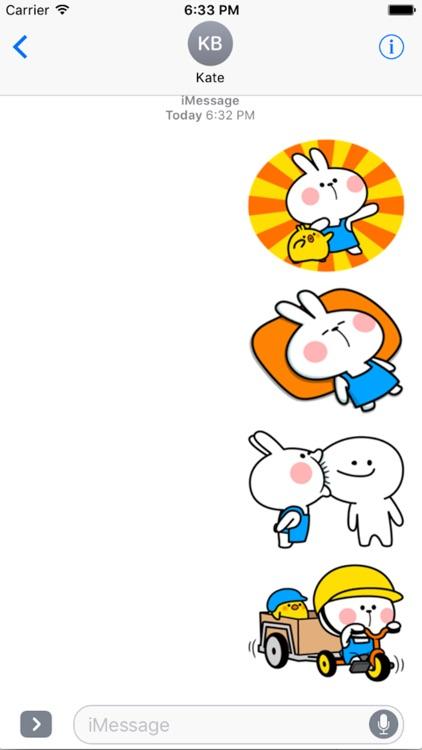 Cool Rabbit Family