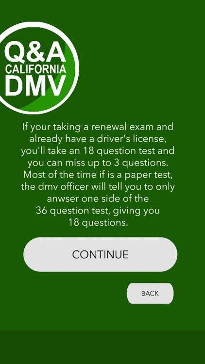 CA DMV TEST 2017 screenshot-3