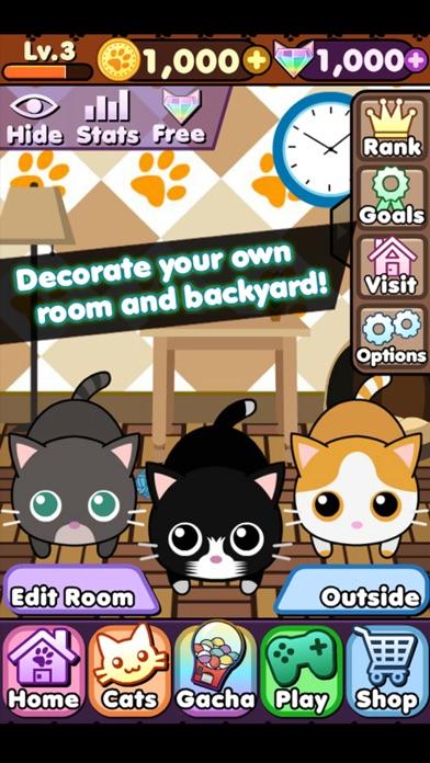 Neko Gacha - Cat Collector screenshot 3
