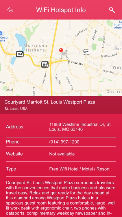St. Louis Wifi Hotspots screenshot-2