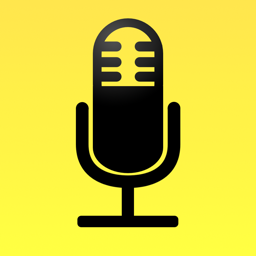 Ícone do app Audio Notebook: Sound Recorder, Notepad, Organizer