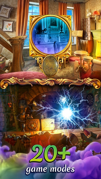 Alice in the Mirrors of Albion screenshot-3