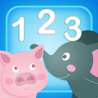 Codes for 123 Numbers: Animals - Learn to Count Hack