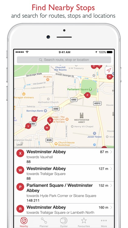 Bus London Pro - Live TfL times and route planner screenshot-0