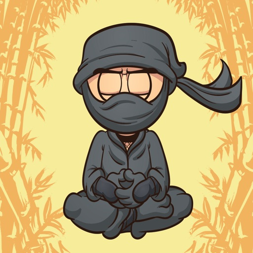 Twitch Super Ninja Adventure iOS App