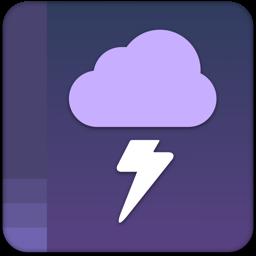 Ícone do app WeatherPlus