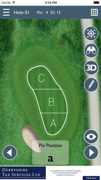 Shirland Golf Club screenshot-3