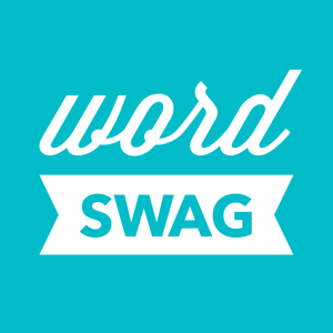 Word Swag - Cool fonts & typography generator app