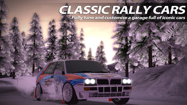 ‎Rush Rally 2 Screenshot