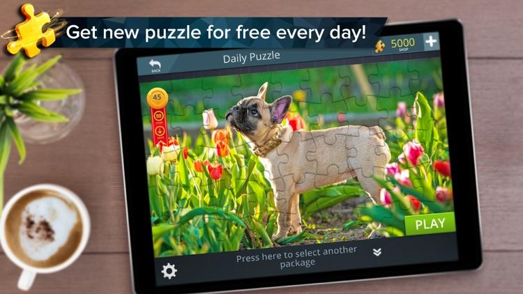 Cool Jigsaw Puzzles screenshot-3